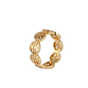 Brand new Tory Burch gold ring size 7
